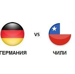 Германия - Чили прямая трансляция 22.06.2017. Футбол Кубок конфедерации