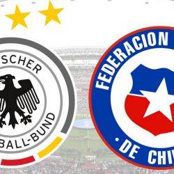 Чили - Германия прямая трансляция 02.07.2017. Финал Кубка конфедерации